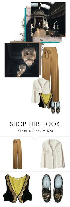 """""""Random title day: if it helps museums can be very interactive now"""" by redheadlass ❤ liked on Polyvore featuring Boohoo, To Be Adored, DAY Birger et Mikkelsen and Chiara Ferragni"""