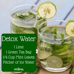 11 Delicious Detox Water Recipes Your Body Will Love – Page 9 – Popcane
