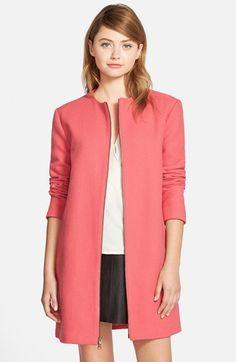 cupcakes+and+cashmere+'Windsor'+Car+Coat+available+at+#Nordstrom