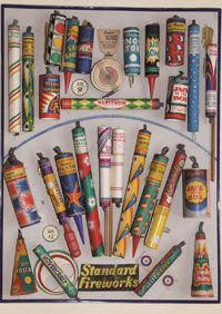 "Old fireworks.when I was a child, my pocket money went to purchasing fireworks which I kept in my bedroom in preparation for ""Cracker Night"" ! My Childhood Memories, Childhood Toys, Standard Fireworks, Vintage Fireworks, Guy Fawkes Night, My Memory, Memory Album, Bonfire Night, I Remember When"