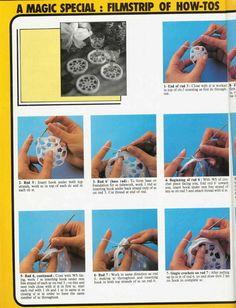 Magic Crochet n° 77 - leila tkd - Picasa Web Albums