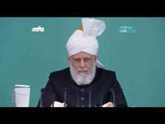 Hutbe Ahmedi Müslümanlara zulüm: Sebat ve dua Cuma Hutbesi 23-12-2016 - Islam Ahmadiyya