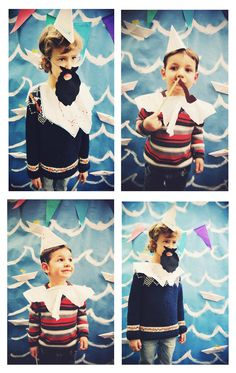 craft kids: sailor party