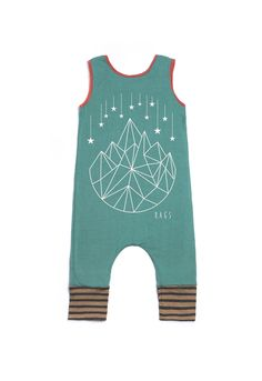 Faded Evergreen Geostar Romper - Rags to Raches Little Boy Fashion, Kids Fashion, Rags To Raches, Boys Closet, Rompers For Kids, Niece And Nephew, Colourful Outfits, Infant, Clothes For Women
