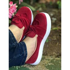 Woman Bowknot Solid Casual Velvet Sneakers Flats Loafers – cuteshoeswear loafers outfit fall loafers with socks loafers style loafers for women outfit cute loafers Loafers For Women Outfit, Loafers Outfit, Casual Loafers, Loafers With Socks, Loafer Flats, Korea, Slippers, Velvet, Clothes For Women