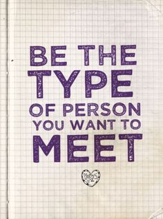 be you and love it