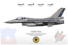"LW-28-F-16AM-Chile CHILEAN AIR FORCE . FUERZA AÉREA CHILENA V Brigada Aérea . Grupo de Aviación n°8 Base Aérea ""Cerro Moreno"" Manufacturer: Lockheed Martin Model: F-16AM MLU Viper Serial s/n: 722 Tail Code: 722 c/n: F-16A Block 20MLU 11 ex RNAF"