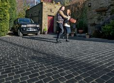 cobbled driveway images - Google Search