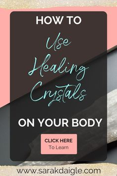Want to learn how to use healing crystals for beginner? We go over how beginners can utilize crystals and stones for Chakra balancing and also during meditation and rituals. Easy Meditation, Chakra Meditation, Chakra Healing, Types Of Crystals, Crystals And Gemstones, Stones And Crystals, Healing Stones, Healing Crystals, Reiki Energy