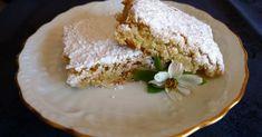 Gâteau traditionnel aux amandes de St Jacques de Compostelle    dont la recette fut créée au XVIe siècle en Espagne, sans farine...