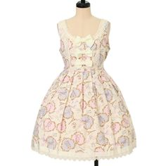 ♡ BABY THE STARS SHINE BRIGHT ♡ Paris Princess drop jumper skirt http://www.wunderwelt.jp/products/detail12495.html ☆ ·.. · ° ☆ How to order ☆ ·.. · ° ☆ http://www.wunderwelt.jp/user_data/shoppingguide-eng ☆ ·.. · ☆ Japanese Vintage Lolita clothing shop Wunderwelt ☆ ·.. · ☆
