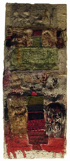 NOSTALGIA Mixed media on cotton paper 78 X 196 cm 2013 - 2014 Archaeology, Opera, Nostalgia, Mixed Media, Spirit, Cotton, Painting, Beautiful, Art