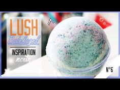 Badekugel wie von LUSH EINFACH selber machen! #InspirationMonth - YouTube