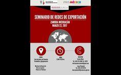 En coordinación con ProMéxico, la dependencia estatal capacitará de manera gratuita a cien empresas de Morelia y Zamora, anuncia Antonio Soto Sánchez – Morelia, Michoacán, a 14de marzo de 2017.-Con ...