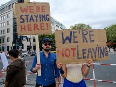 Expats living in the EU are being denied the right to vote in the general election British Values, Right To Vote, Theresa May, Citizenship, Benefit, Politics, News, Twitter, Real Estate
