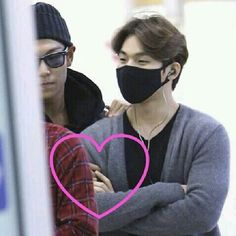Daww, their hands. Also, Dae is really buff in that outfit, stop?!