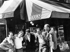 Lawrence Ferlinghetti, Allen Ginsberg, & Neil Cassady. City Lights Books, 1955.