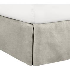 veratex 3 piece adjustable bed skirt set u0026 reviews wayfair
