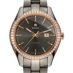 RADO HyperChrome Plasma Diamonds Limited Edition