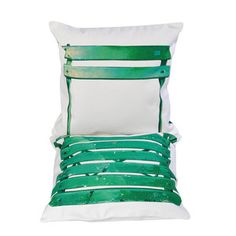 Fitia Chair Cushion Green, 39€, now featured on Fab.