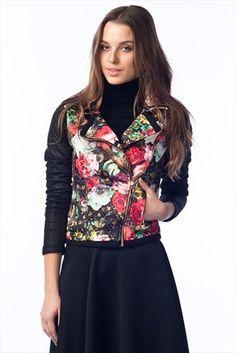 Kakao - Kadın Tekstil - Çiçekli Ceket KKK3213 %59 indirimle 44,99TL ile Trendyol da