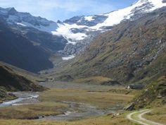 im Talende des Val Fex im Oberengadin, Kanton Graubünden
