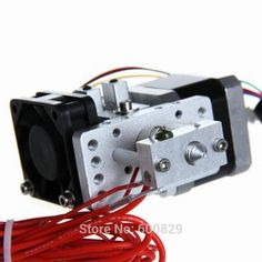 All Metal Updated Assembled GT6 Extruder SH44 For 3D Printers Extrusion nozzle 0.3mm/0.35m/0.4mm/0.5mm