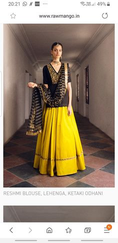 backless wedding dress with buttons Indian Skirt, Dress Indian Style, Indian Fashion Dresses, Indian Designer Outfits, Indian Outfits, Designer Dresses, Fashion Outfits, Choli Dress, Ghagra Choli