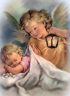 Angela Magnoni: Angeli di Dio