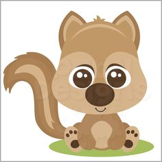 PPbN Designs - Baby Squirrel (Free for Basic and Deluxe Members), $0.00 (http://www.ppbndesigns.com/products/baby-squirrel-free-for-basic-and-deluxe-members.html)