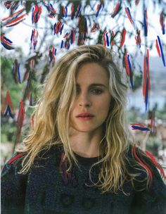 Brit Marling in So It Goes Issue.4