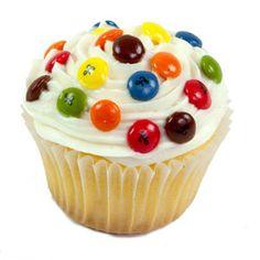 Cupcake de Nutella con minilacasitos