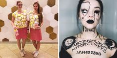 20 Amazing DIY Halloween Costumes You Can Actually Pull Off