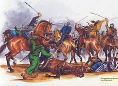 Arabs Against Khazars