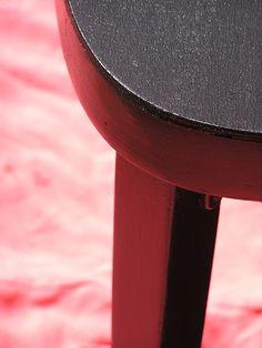5) Tho-Rev (2000) - legno d'ebano e fibra di carbonio