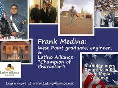 He's serving as Nat'l. Chair of the Borinqueneers Congressional Gold Medal Alliance!
