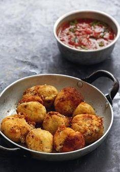 26 eco pages             : Μυζήθρα τηγανητή με φρέσκια ντομάτα