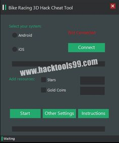 Bike Racing 3D Hack Tool