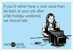 EVERY DAY can be a holiday! Don't dread going back to work one more day. Message me to find out how Rodan + Fields provides a great business opportunity, as well as give you the best skin of your life! https://mgustin.myrandf.com/ margee.gustin@gmail.com