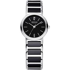 BERING Time 30226742 Womens Ceramic Collection Watch with Ceramic Link Band and scratch resistant sapphire crystal Designed in Denmark -- Be sure to check out this awesome product. (Note:Amazon affiliate link)