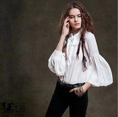 Artka белая рубашка высокое качество леди блузка оригинальный дизайн бренда рубашки SA15257Q