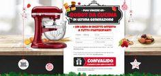 Vinci gratis robot da cucina KitchenAid