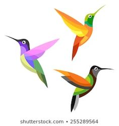 Find Stylized Birds Hummingbirds stock images in HD and millions of other royalty-free stock photos, illustrations and vectors in the Shutterstock collection. Bird Drawings, Animal Drawings, Hummingbird Colors, Inkscape Tutorials, Bird Theme, Magnolia Flower, Doodle Designs, Fabric Painting, Bird Art