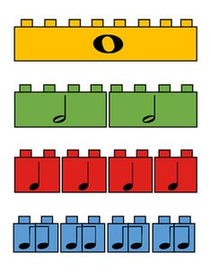 This is a useful poster to show students the division of beats