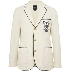 Polo Ralph Lauren Radcliffe Sport Coat ($740) ❤ liked on Polyvore