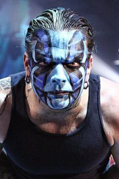 When I'm in the mood for some wrestling. Jeff Hardy is the guy I want to watch!
