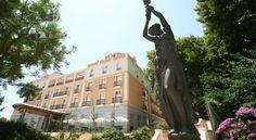 Gran Hotel Aqualange - Balneario de Alange - 4 Sterne #Hotel - CHF 72 - #Hotels #Spanien #Alange http://www.justigo.li/hotels/spain/alange/balneario-de-alange-gran-aqualange_32637.html