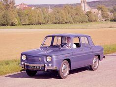 Renault 8 - 1965