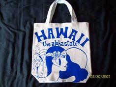 hawaii tote