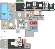 Bribie Island Floor Plan - Dec 2013